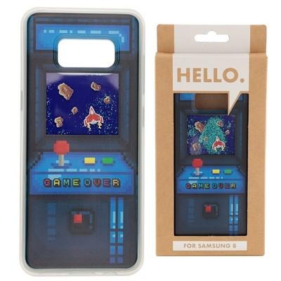 Samsung 8 Phone Case - Gaming Arcade Game