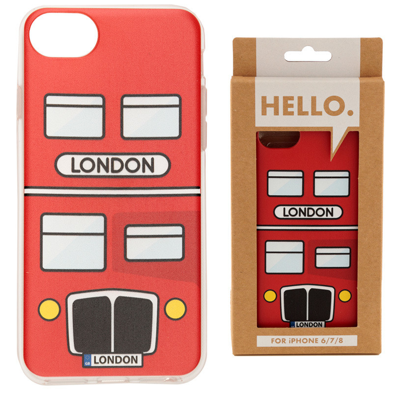 iPhone 6/7/8 Phone Case - London Bus