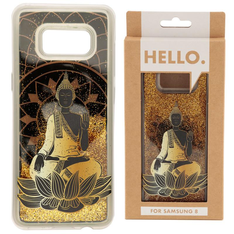 Samsung 8 Phone Case - Thai Buddha Design