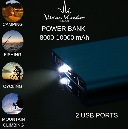 Vivien Kondor Travel Smart Power Bank