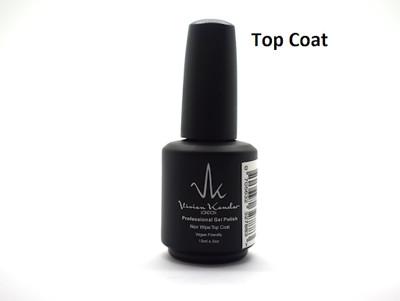 Vivien Kondor - Professional Gel Polish Non Wipe Top Coat