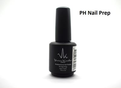 Vivien Kondor - Professional Gel Polish PH Nail Prep