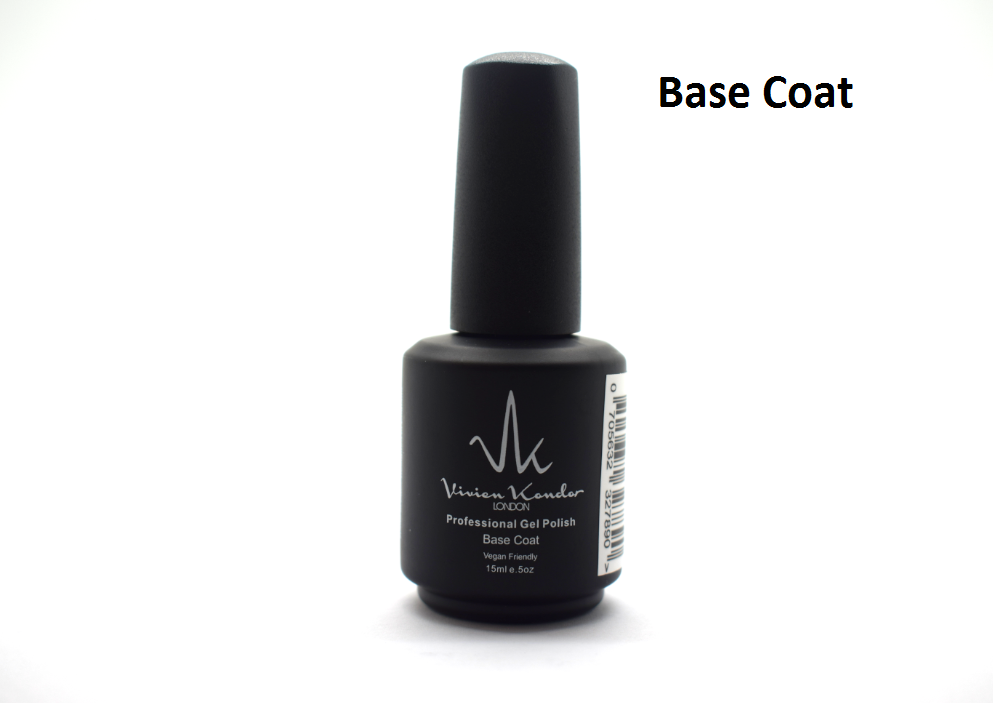 Vivien Kondor - Professional Gel Polish Base Coat