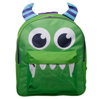 Kids School Rucksack/Backpack - Monster Monstarz
