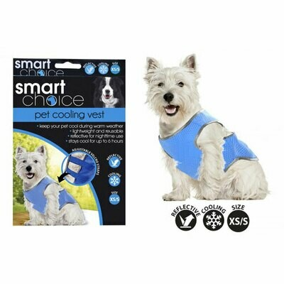 REFLECTIVE PET COOLING VEST