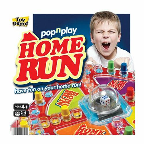 HOME RUN BOARD GAME
