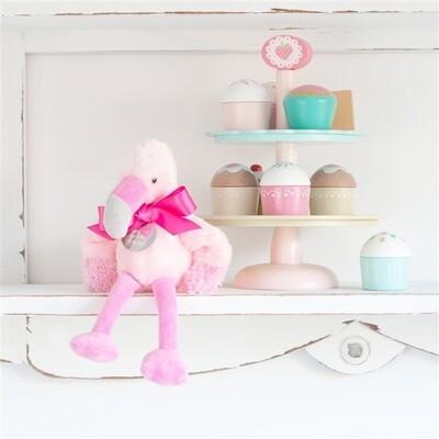 Fran The Little Flamingo