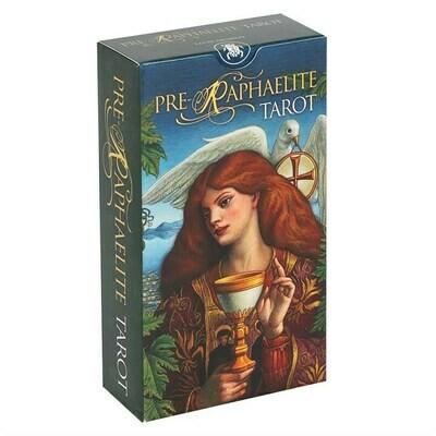 PRE-RAPHAELITE TAROT CARDS