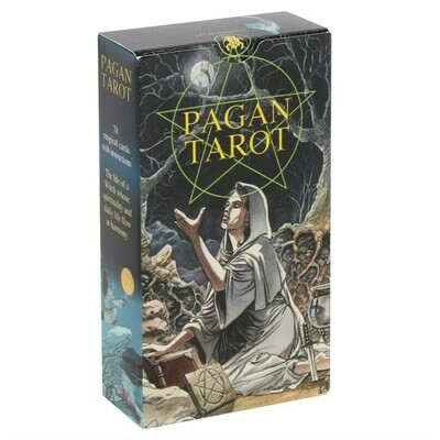 PAGAN TAROT CARD DECK