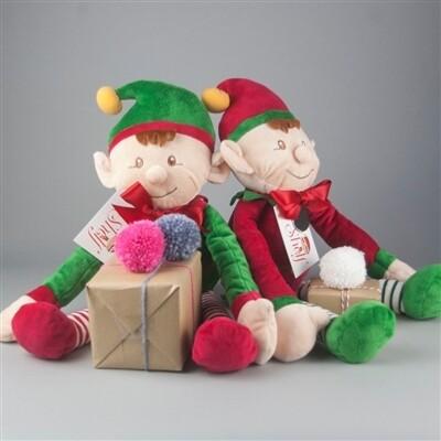 Naughty Or Nice Christmas Elf