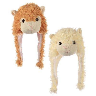 Plush Animal Hats