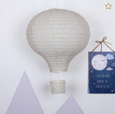 HOT AIR BALLOON LAMPSHADE