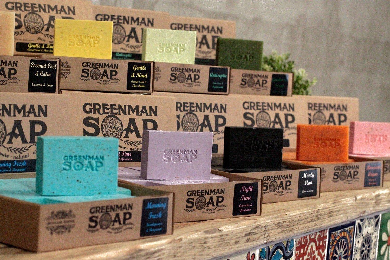 Greenman Soaps
