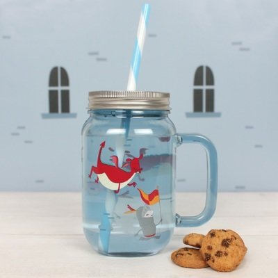 Little Adventurers Drinking Jar