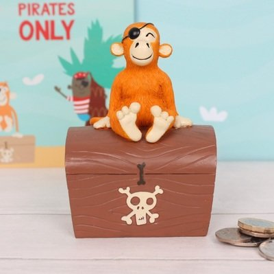 Little Adventurers Money Box