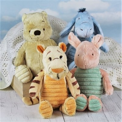 Personalised Classic Winnie The Pooh Soft Toys
