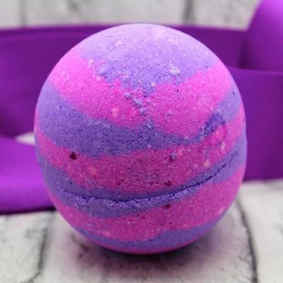 It's A Small World Bath Bomb with Toy