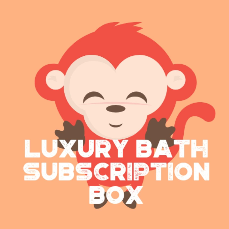 Luxury Bath Subscription Box