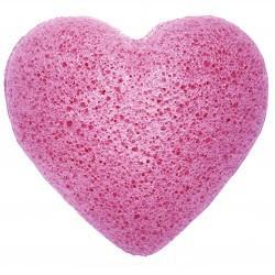 Japanese Konjac Heart Sponge