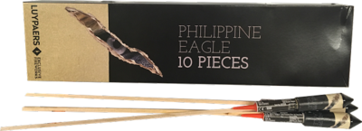 Philippine Eagle Pijlen set