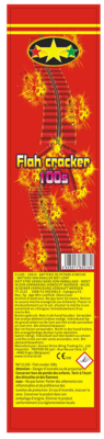 Flash Knalmat 100Shots