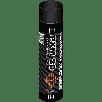 Rook Granaat Zwart
