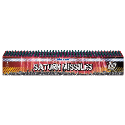 Saturn Missiles 200shots