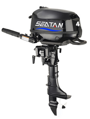 Seatan 4hp 4 Stroke Outboard Engine