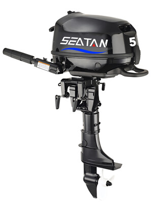 Seatan 5hp 4 Stroke Outboard Engine