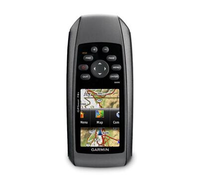 Garmin GPSMAP 78s Worldwide