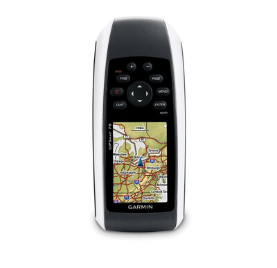 Garmin GPSMAP 78 Worldwide