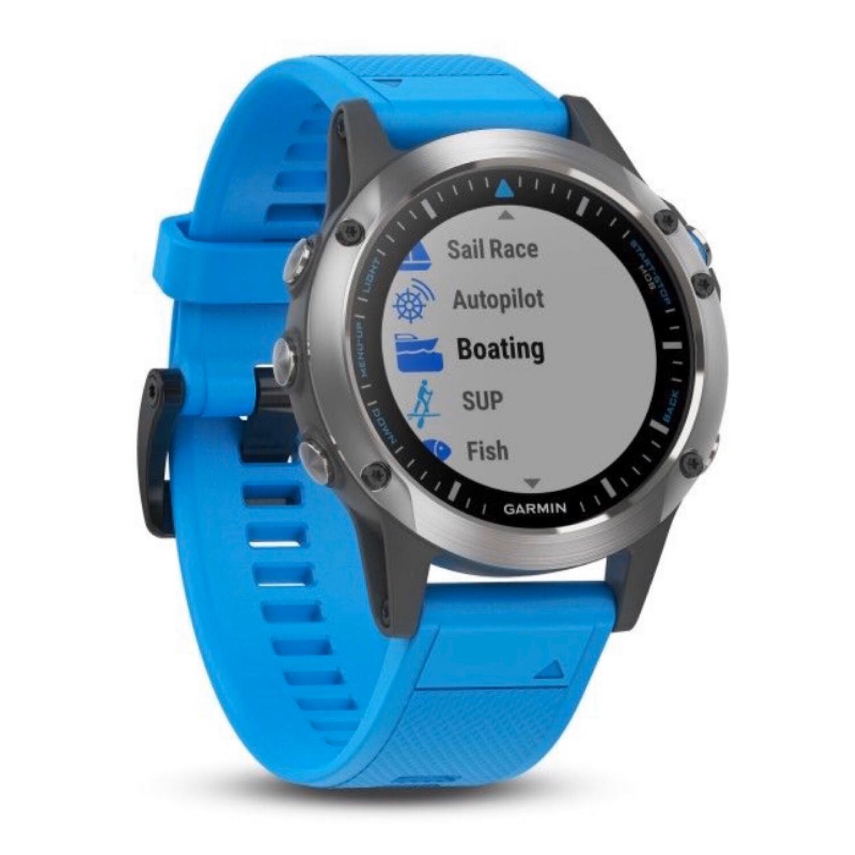 Garmin Quatix 5 Smartwatch-Blue