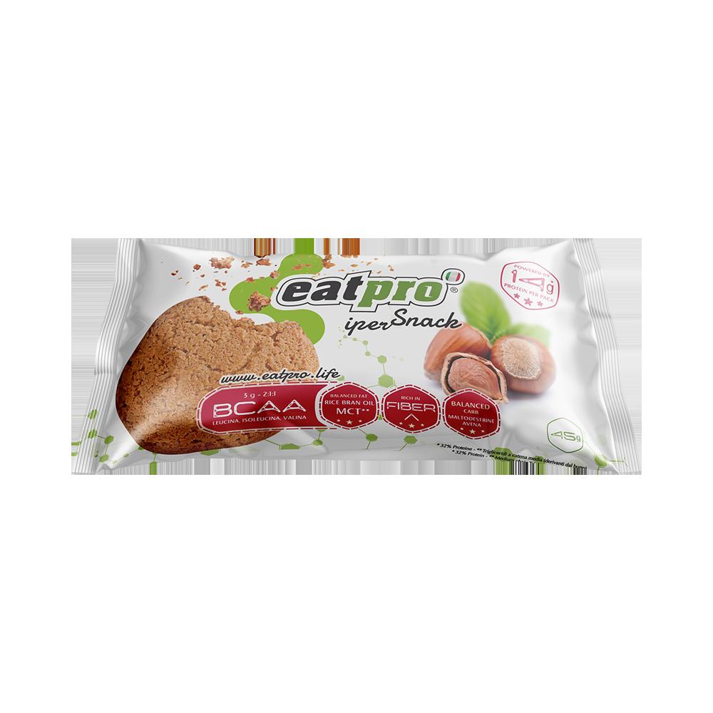 eatPro iperSnack alla Nocciola, con BCAA EP004