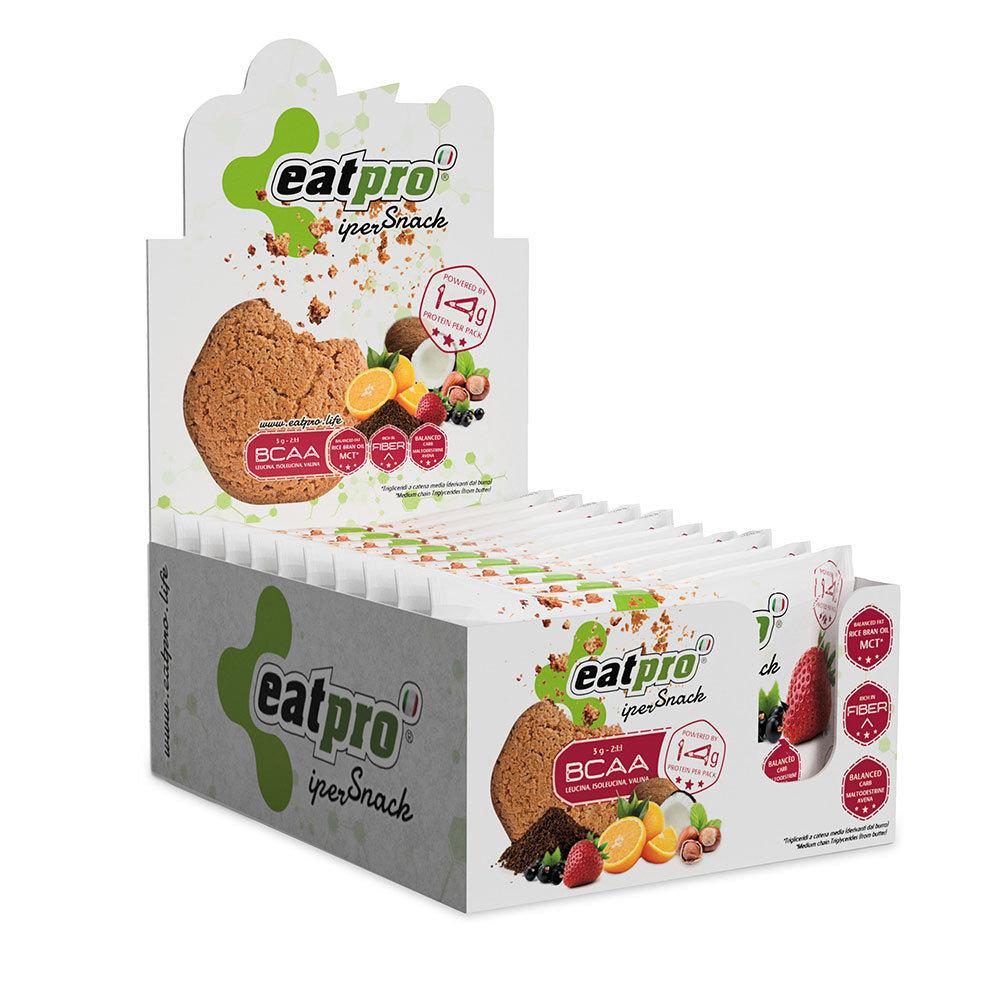 eatPro iperSnack ai Frutti di Bosco, con BCAA