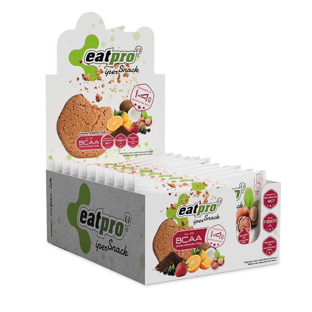 eatPro iperSnack alla Nocciola, con BCAA