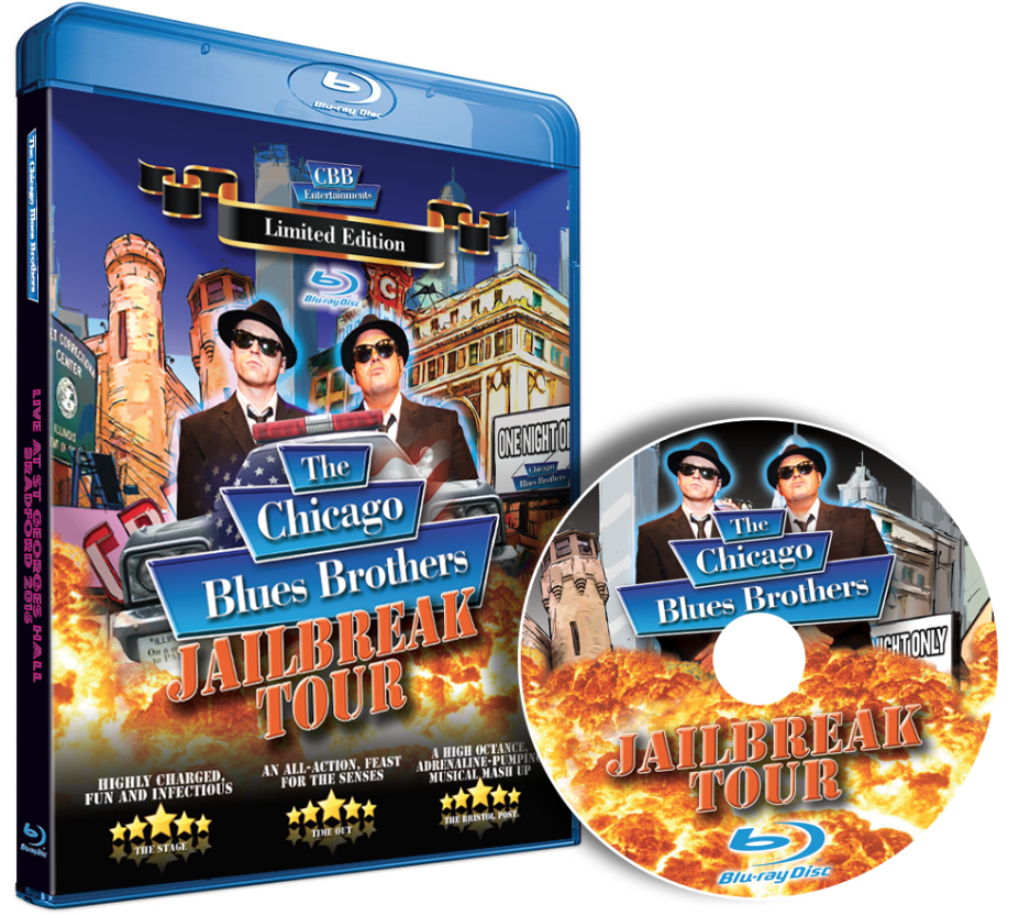 Chicago Blues Brothers DVD