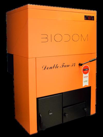Пеллетный котел BIODOM 27C5 IKP27004