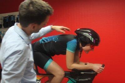 Bike Fitting (Triathlon & Timetrail)
