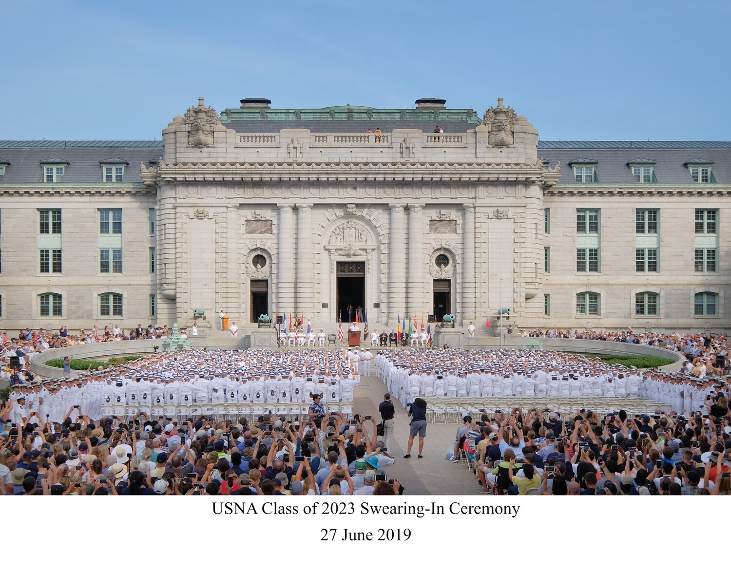 Class of 2023 Swearing-In Ceremony