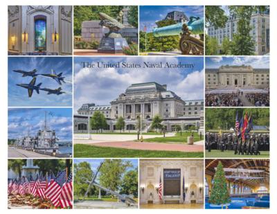 2020 Calendar Collage