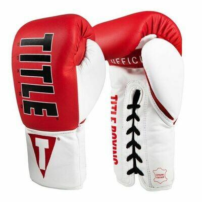 TITLE Enforcer Official Pro Fight Gloves