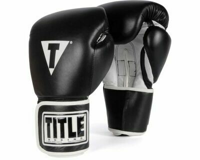 TITLE Originals Pro Style Leather Training Gloves