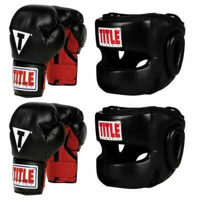 TITLE Youth Boxing Set