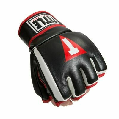 TITLE MMA Performance Hybrid Sparring Gloves