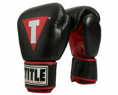 TITLE MMA Performance Thai Style Boxing Gloves