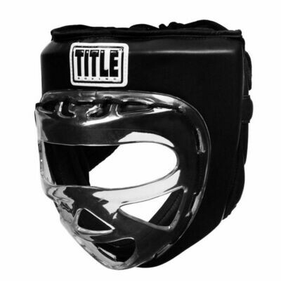 TITLE Faceshield No-Contact Headgear 2.0