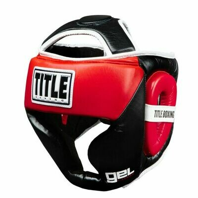 TITLE GEL E-Series Full Coverage Headgear