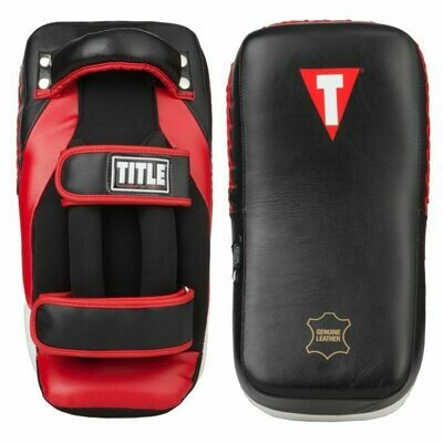 TITLE MMA Anatomical Thai Pads - Pair