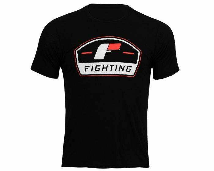 Fighting Brand Emblem Tee