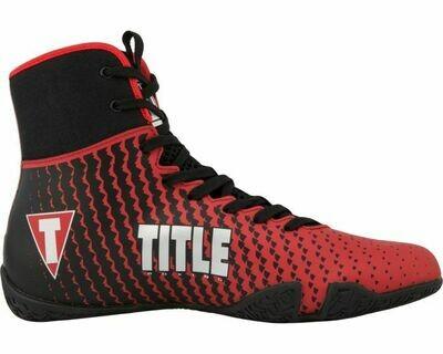 TITLE Predator II Boxing Shoes